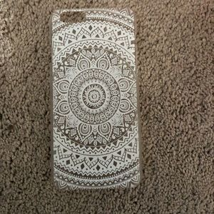iPhone 6S clear phone case